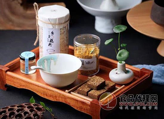 佳藕天成手削藕粉价格是多少,非物质文化遗产