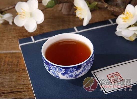 君享普洱茶價格是多少,茶湯紅潤透亮