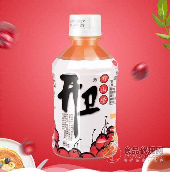 开卫野山楂汁饮料价格是多少,酸甜可口营养美味
