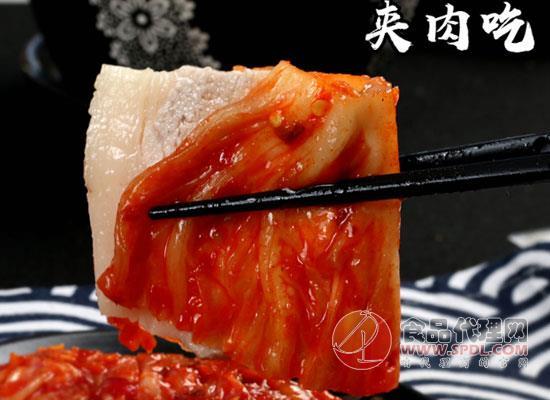 張生生韓式辣白菜價格是多少,廚房里的調味菜