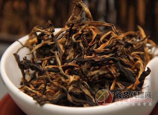 云南滇红茶是什么茶,云南滇红茶的作用