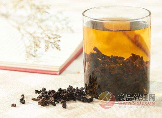虎标黑乌龙茶价格是多少,解腻刮油利器