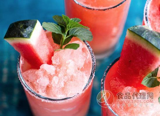 解鎖夏季西瓜新吃法,學會花式吃瓜