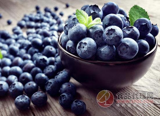蓝莓怎么吃,吃蓝莓有什么好处