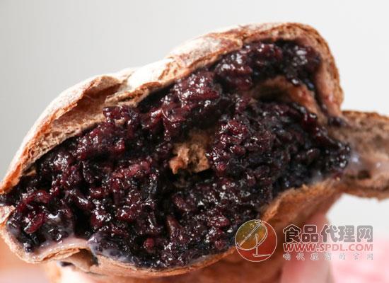 酥小糖紫米歐包怎么樣,來自北回歸線的味道