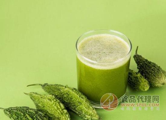 怎么饮用苦瓜汁能起到减肥的效果