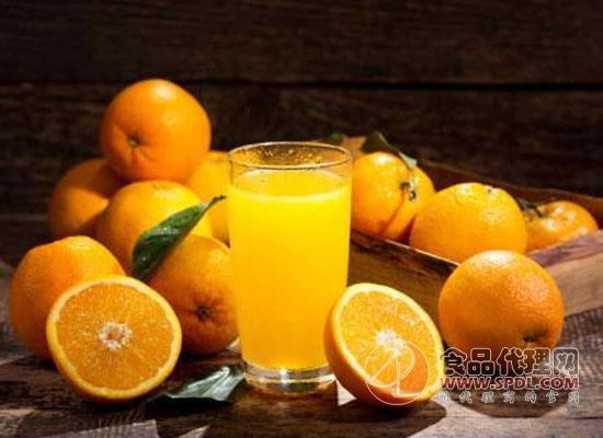 橙汁晚上喝会怎么样,对身体好吗