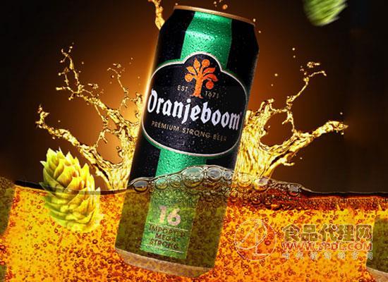 橙色炸弹啤酒价格是多少,回味悠长