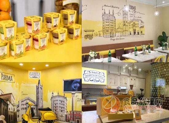 深耕冰淇淋市场,雀巢冰淇淋快闪店开业
