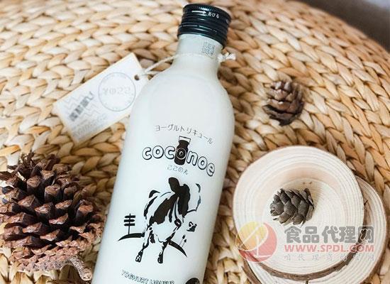 八鹿coconoe酸奶酒口感如何,人见人爱酸奶酒