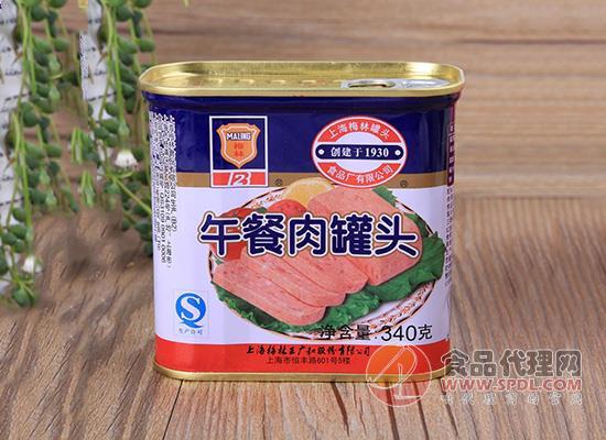 午餐肉罐头经常吃有营养吗,保质期是多久