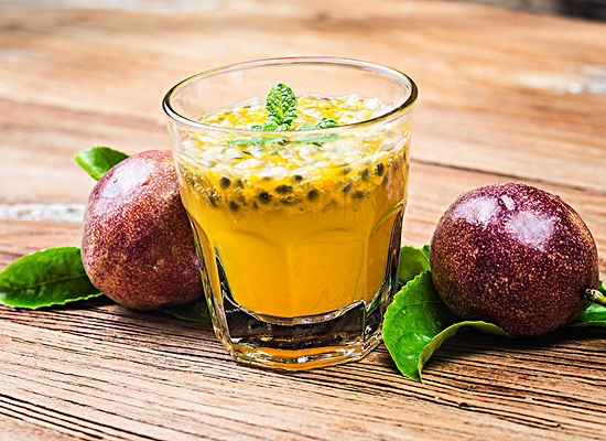 百香果汁如何做,教你百香果汁的简单做法