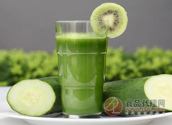 喝黄瓜汁减肥效果好吗,哪些蔬菜汁能够减肥