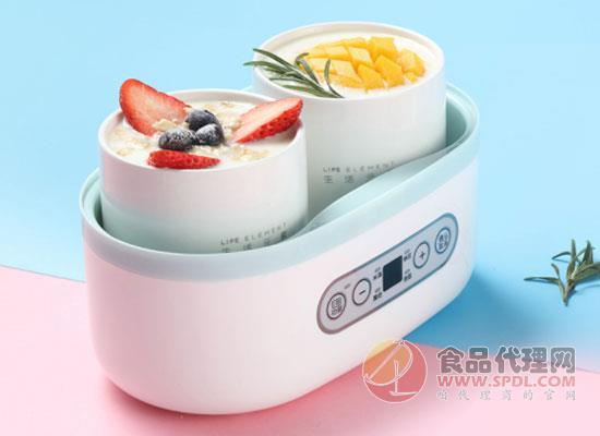 家用炒酸奶机原理是什么,炒酸奶机怎么使用