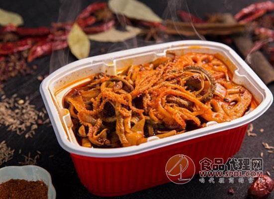 自热火锅的食材有哪些,自热火锅好吃吗