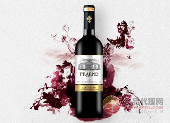 帕朗德红酒价格是多少,送礼有面