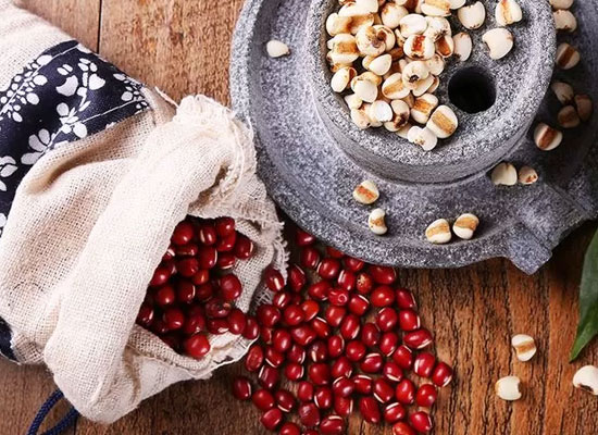 红豆薏米怎么服用祛湿效果好,看完赶紧收藏
