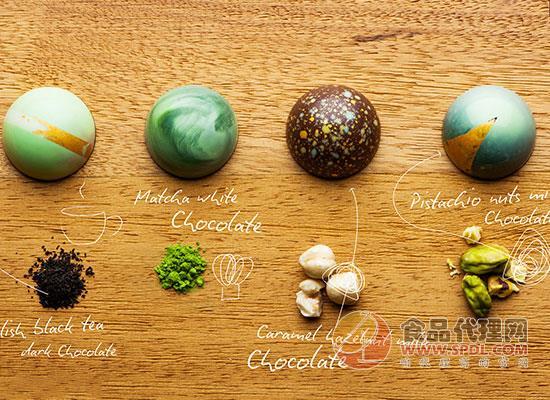 可可百利巧克力价格是多少,高颜值手工巧克力