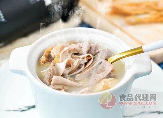 回隐胡椒猪肚鸡自热汤好在哪里,小身材大营养