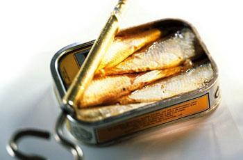黃花魚罐頭