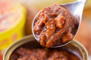 香菇肉醬罐頭
