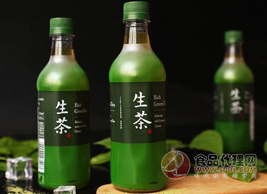 麒麟生茶绿茶饮料价格是多少,茶香浓厚鲜味甘甜
