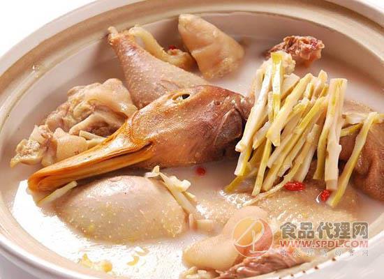 老鴨湯怎么去除腥味,老鴨湯的簡單做法