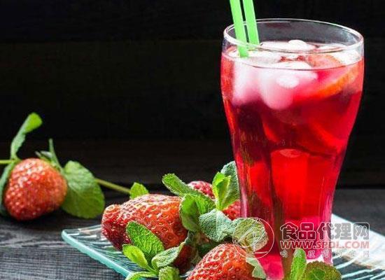 草莓味酒飲有哪些,草莓味酒飲的特點