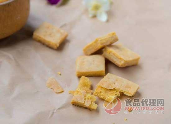 博多茵咸蛋黃餅干價格是多少,濃郁蛋黃香