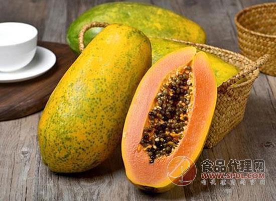 吃不完的木瓜怎么保存,木瓜放冰箱里冷藏可以吗