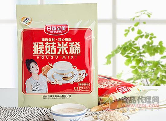 唐納茲猴菇米稀600g價格是多少,營養早餐美味健康