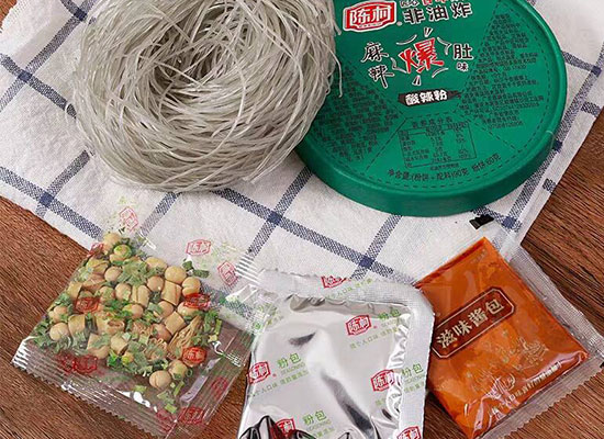陳村麻辣爆肚酸辣粉90g價格是多少,即煮即食