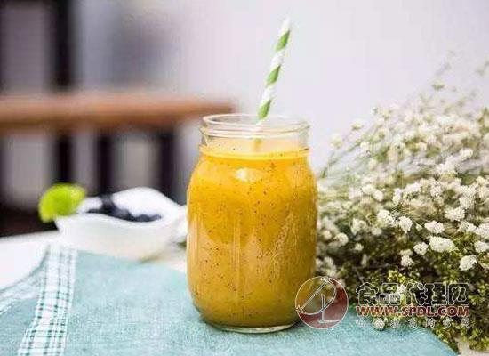 芒果百香果汁怎么做,芒果百香果汁好喝吗