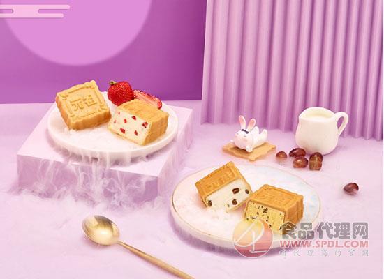 元祖雪月餅冰淇淋價格是多少,元祖雪月餅冰淇淋多少錢