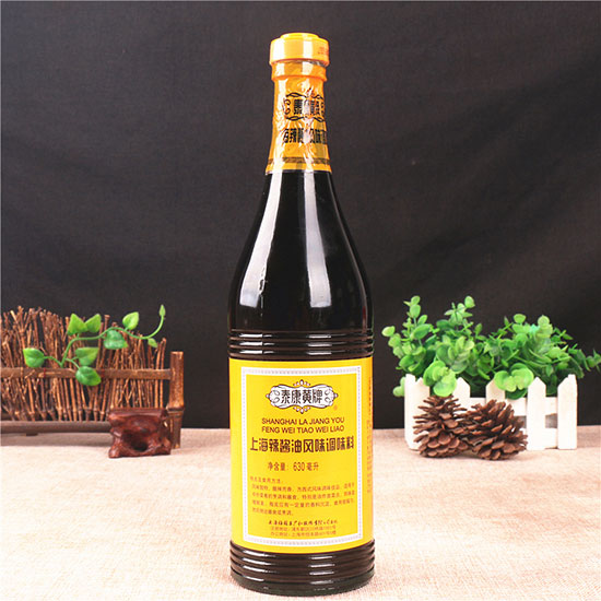 梅林上海辣酱油630ml价格是多少,风味别致