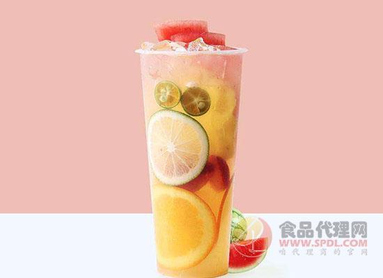 喝水果茶能不能減肥,減肥水果茶簡單做法