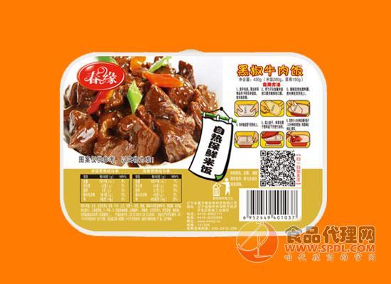 春緣自熱米飯430g價格是多少,九種口味供你選擇