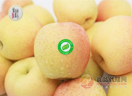 王林雀斑美人苹果怎么样,虽有雀斑不失美味
