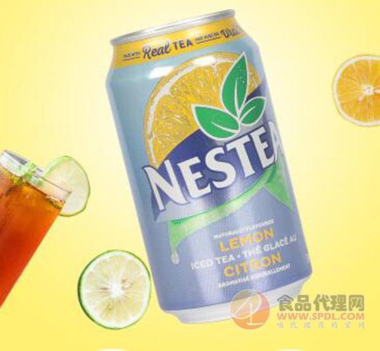 雀巢冰爽檸檬茶飲料價格是多少,好不好喝