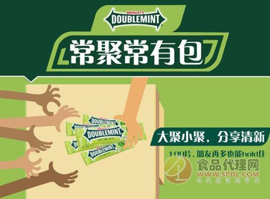 綠箭口香糖100片價格是多少,綠箭口香糖100片多少錢