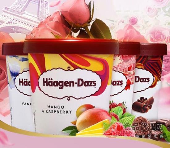 哈根達斯冰淇淋價格是多少,柔滑醇享