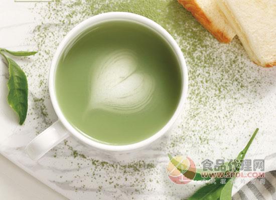 百草味抹茶拿铁口感如何,清香高雅入口丝滑