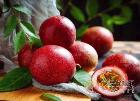 百香果品種有哪些,品種不同口感也不同