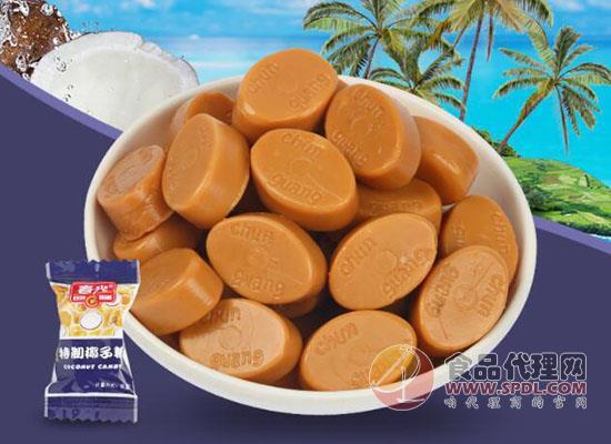 春光椰子糖價格是多少,口感香甜