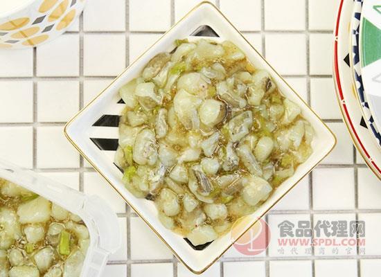 洋琪生芥末章魚500g價格是多少,風味鮮美