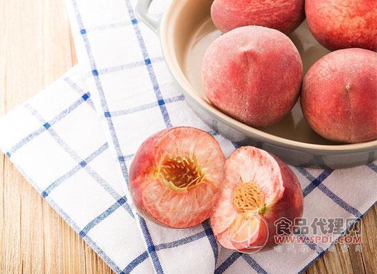空腹能吃桃子嗎,吃桃子的注意事項