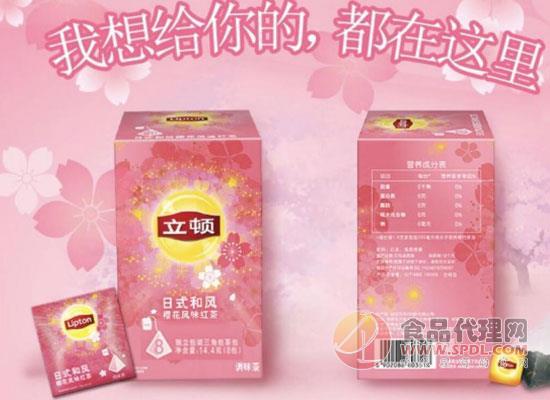 立顿樱花红茶怎么样,冲泡方法有哪些