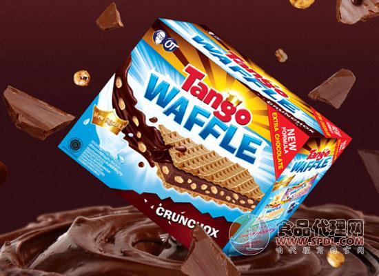 Tango威化饼干价格是多少,Tango威化饼干贵吗