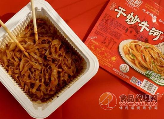 陈村干炒牛河粉价格是多少,拌着吃更有味