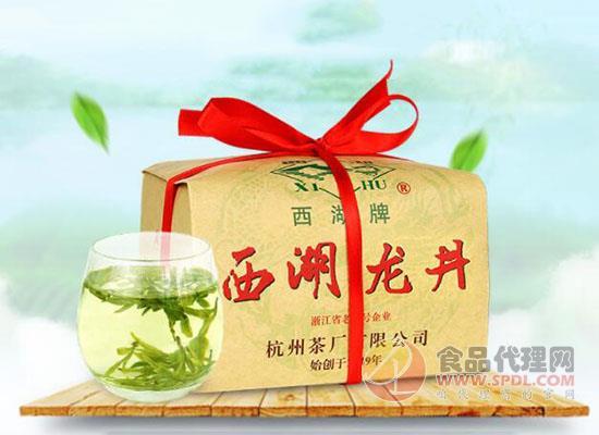 西湖龍井哪款牌子好喝,健康養生必喝茶葉